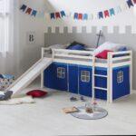 Hochbetten Kinderzimmer Homestyle4u 1544 Regal Weiß Regale Sofa Kinderzimmer Hochbetten Kinderzimmer