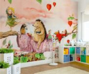 Fototapeten Kinderzimmer