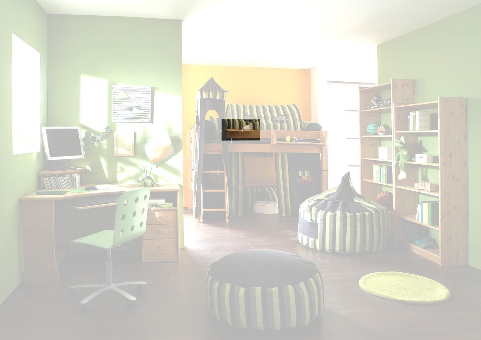 Full Size of Kinderzimmer Hochbett Forest Aus Massivholz Von Dolphin Gnstig Sofa Regal Regale Weiß Kinderzimmer Kinderzimmer Hochbett