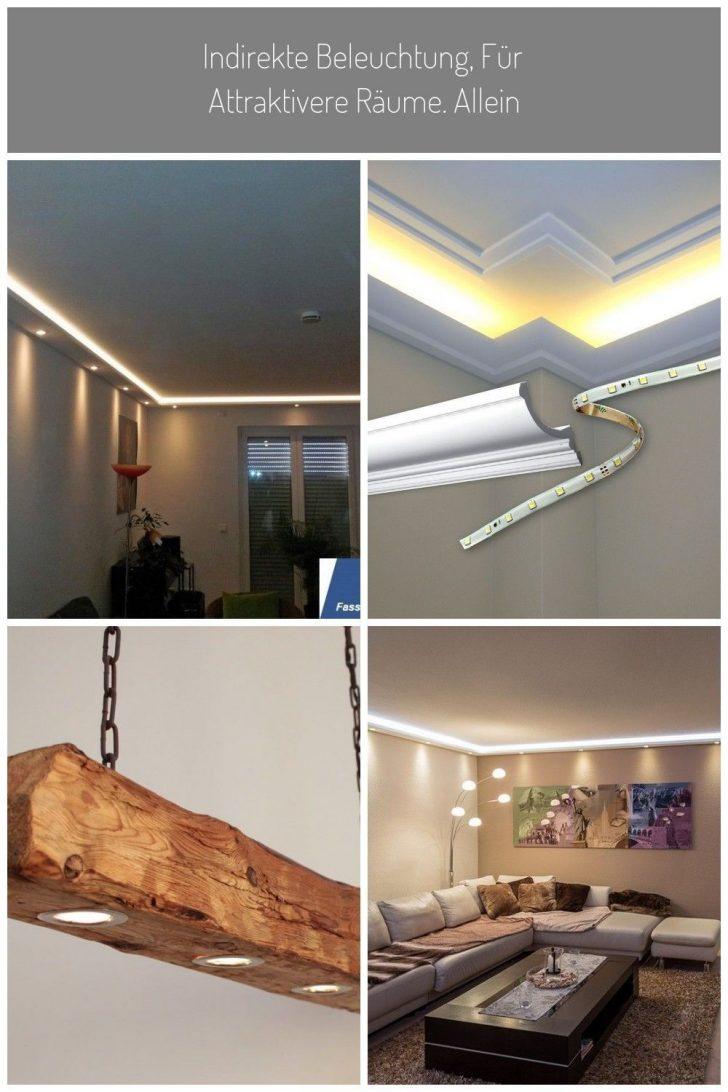 Medium Size of Indirekte Beleuchtung Decke Led Stuckleisten Wand Wohnzimmer Deckenleuchte Bad Badezimmer Spiegelschrank Mit Küche Deckenleuchten Schlafzimmer Moderne Wohnzimmer Indirekte Beleuchtung Decke