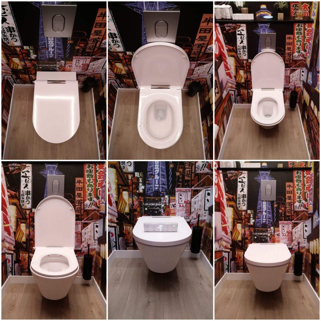 Large Size of Dusch Wc Test Das Axent One Plus Unsere Kunden Sind Begeistert Zentrum Dusche Nischentür Ebenerdige Bodengleich Ebenerdig Hüppe Duschen Unterputz Armatur Dusche Dusch Wc Test
