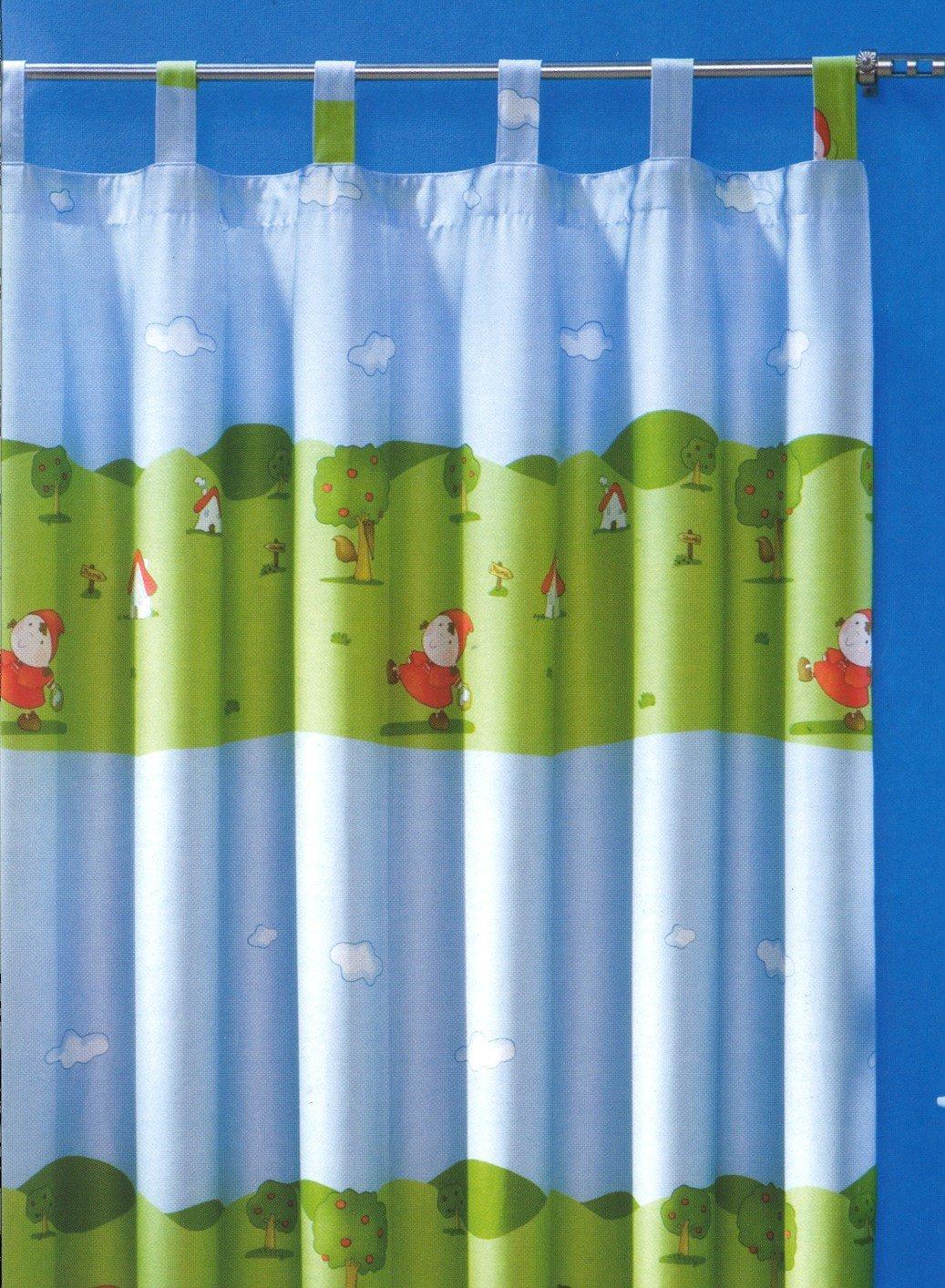 Full Size of Schlaufenschal Kinderzimmer Se Kindergardine Mrchen Deko Hxb Regal Sofa Weiß Regale Kinderzimmer Schlaufenschal Kinderzimmer