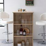 Küchenbartisch Bartisch Sonoma 120 Online Kaufen Wohnzimmer Küchenbartisch