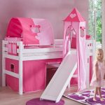 Bett Mädchen Betten Wohnzimmer Kinderbett Mädchen