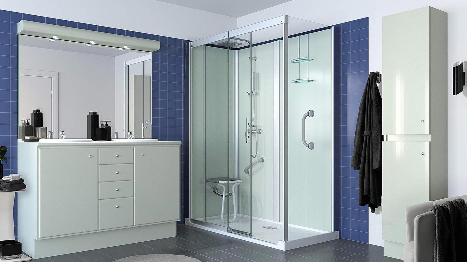 Full Size of Komplettes Schlafzimmer Bodengleiche Dusche Nachträglich Einbauen Badewanne Mit Set Günstig Komplette Breuer Duschen Mischbatterie Barrierefreie Glaswand Dusche Dusche Komplett Set