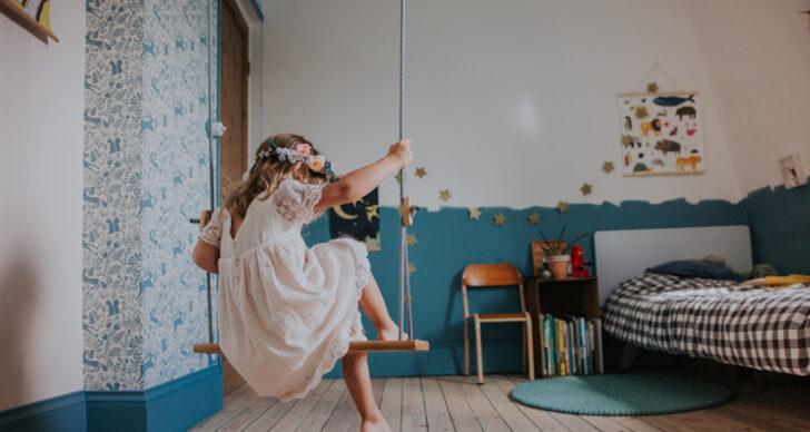 Medium Size of Sprossenwand Kinderzimmer Schaukeln Und Klettern Ab Jetzt Im Eigenen Regale Regal Weiß Sofa Kinderzimmer Sprossenwand Kinderzimmer
