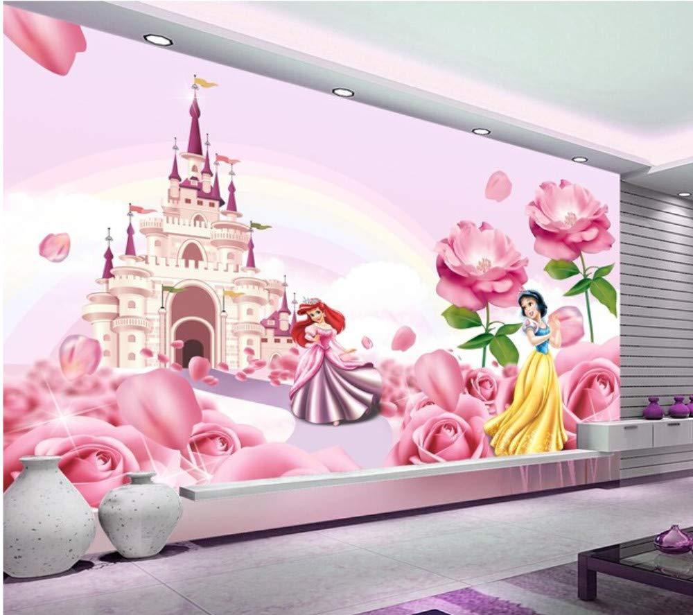 Full Size of Schlafzimmer Tapeten Prinzessin Des Traumschlosses Wohnzimmer Sofa Tv Wand Kinder Kronleuchter Deckenleuchte Teppich Weißes Kommoden Deckenlampe Sitzbank Wohnzimmer Schlafzimmer Tapeten
