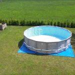 Gartenpool Rechteckig Bis 15000 Liter Test Vergleich Im April 2020 Top 2 Wohnzimmer Gartenpool Rechteckig