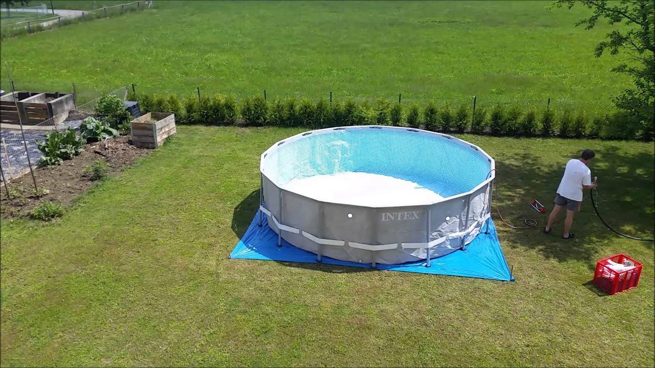 Full Size of Gartenpool Rechteckig Bis 15000 Liter Test Vergleich Im April 2020 Top 2 Wohnzimmer Gartenpool Rechteckig