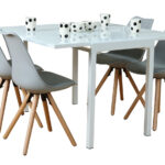 Glas Esstisch Paket 5tlg Essgruppe Esszimmer Stuhl Sthle Tisch Esstische Design Fenster 3 Fach Verglasung Esstischstühle Mit 4 Stühlen Günstig Kaufen Esstische Glas Esstisch