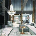 40 Spektakulre Moderne Wohnzimmer Innenarchitektur Ideen Tapete Decken Led Lampen Hängelampe Teppich Gardine Dekoration Deckenlampen Liege Stehleuchte Wohnzimmer Modern Wohnzimmer Ideen