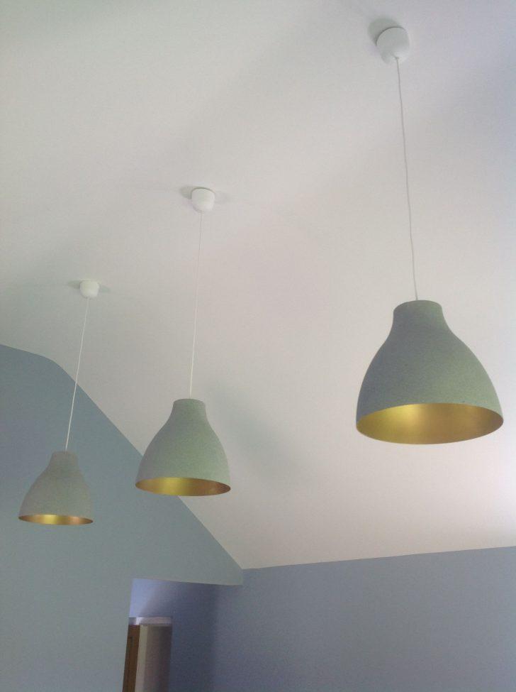 Medium Size of Küchenlampen Ikea Hack Melodi White Plastic Lampshades Transformed Wohnzimmer Küchenlampen