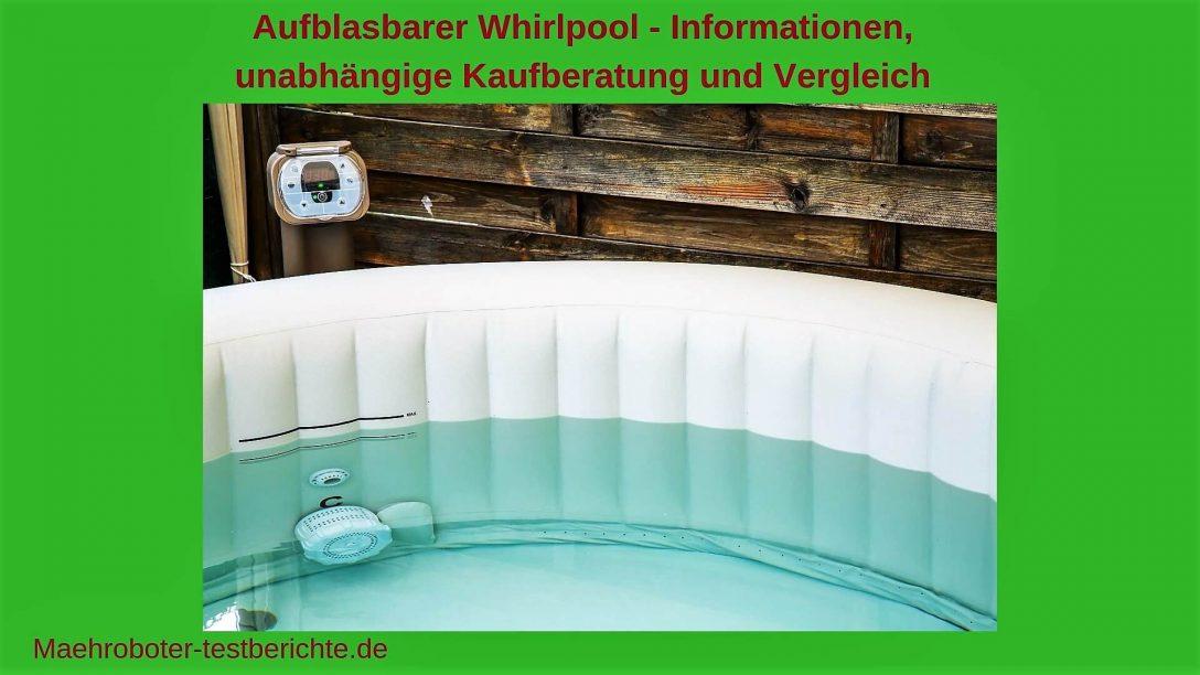 Large Size of Whirlpool Aufblasbar 2 Personen Test 2020 Stiftung Warentest Intex Hornbach Bauhaus Aufblasbarer Winterfest Machen Garten Wohnzimmer Whirlpool Aufblasbar