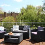 Loungemöbel Balkon Loungembel Wohnmadamede Garten Günstig Holz Wohnzimmer Loungemöbel Balkon