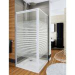 Dusche 80x80 Aquaform Duschkabine Elba Badewanne Mit Moderne Duschen Haltegriff Glasabtrennung Tür Und Bodengleiche Kleine Bäder Bluetooth Lautsprecher Dusche Dusche 80x80