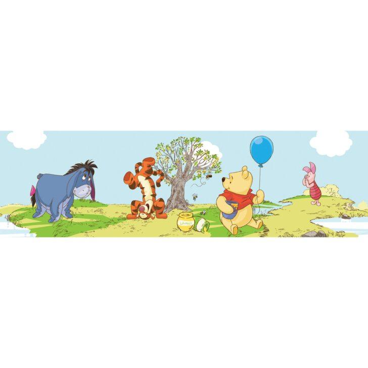 Medium Size of Selbstklebende Bordre Disney Pooh Botherfree Day Kaufen Bei Obi Kinderzimmer Regal Sofa Regale Weiß Kinderzimmer Bordüren Kinderzimmer