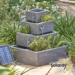 Gartenbrunnen Solar Wohnzimmer Gartenbrunnen Solar Solarpumpe Tchibo Bauhaus Solarbrunnen Obi Dehner Pumpe Hornbach Brunnen Solaray Kaskadenbrunnen