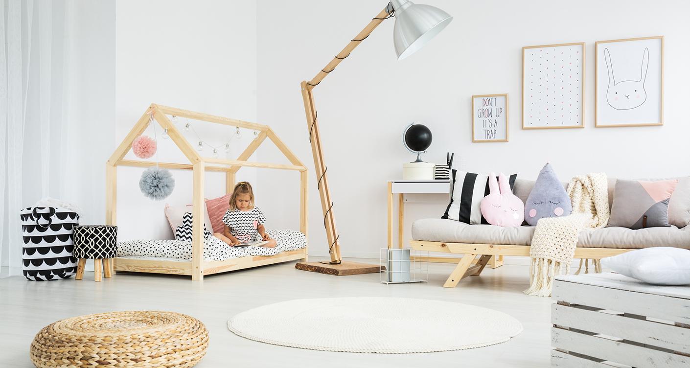 Full Size of Deko Inspiration Kuschelecke Im Kinderzimmer Einrichten Sofa Regale Regal Weiß Wanddeko Küche Kinderzimmer Kinderzimmer Wanddeko