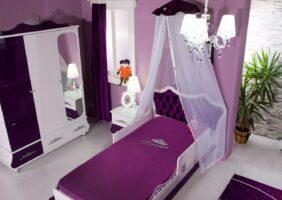 Kinderzimmer Prinzessin