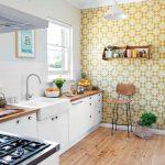 Küchentapeten Wohnzimmer Schne Kchentapeten Ideen Fr Jeden Einrichtungsstil 30