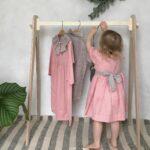 Garderobe Kinderzimmer Loullou Kindergarderobe In Natur Online Kaufen Kidswoodlove Regal Weiß Sofa Regale Kinderzimmer Garderobe Kinderzimmer