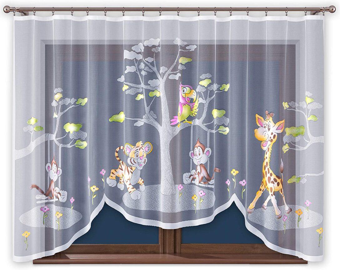 Large Size of Scheibengardinen Kinderzimmer Amazonde Promag Vorhang Gardine Mit Kruselband Regal Weiß Regale Küche Sofa Kinderzimmer Scheibengardinen Kinderzimmer