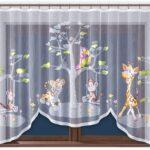 Scheibengardinen Kinderzimmer Amazonde Promag Vorhang Gardine Mit Kruselband Regal Weiß Regale Küche Sofa Kinderzimmer Scheibengardinen Kinderzimmer
