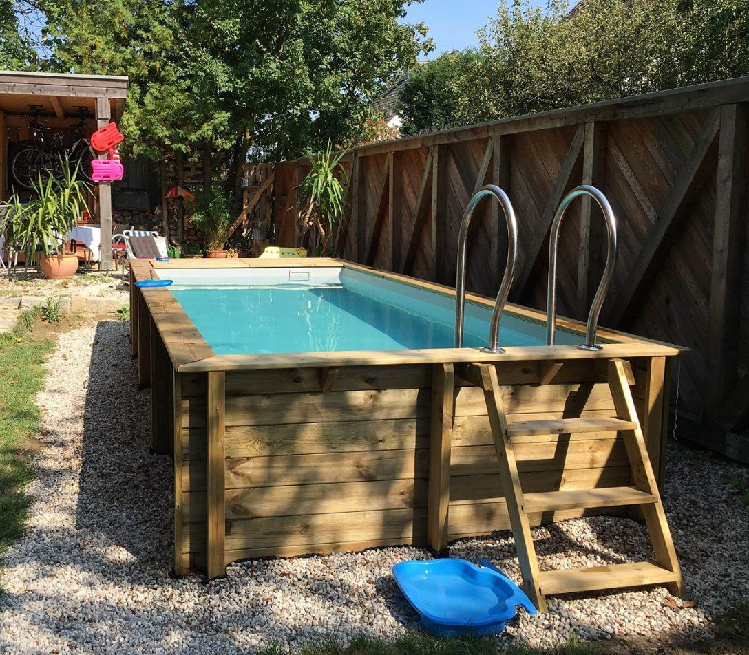 Large Size of Gartenpool Rechteckig Garten Pool Holz Obi Bestway Intex 3m Kaufen Test Mit Sandfilteranlage Pumpe Holzpool Sets Aus Massivholz Zum Selbstbau Wohnzimmer Gartenpool Rechteckig