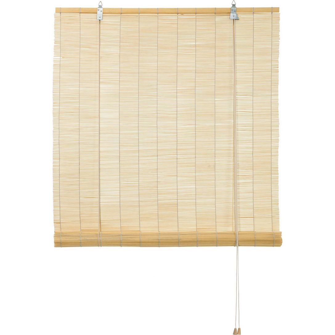 Large Size of Obi Bambus Raffrollo 80 Cm 160 Natur Kaufen Bei Sichtschutz Garten Nobilia Küche Im Sichtschutzfolie Fenster Einseitig Durchsichtig Für Regale Holz Wohnzimmer Bambus Sichtschutz Obi