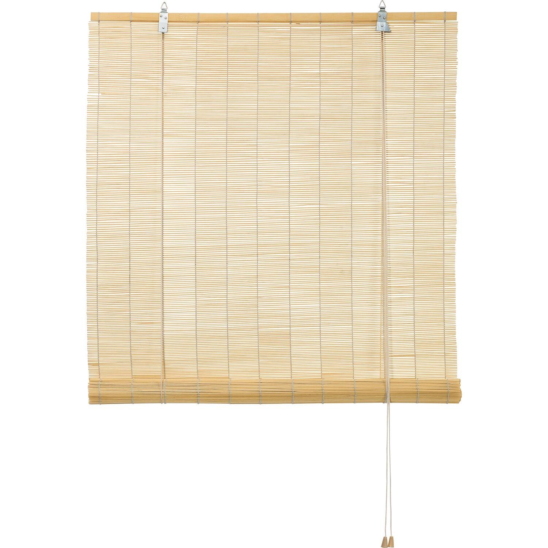 Full Size of Obi Bambus Raffrollo 80 Cm 160 Natur Kaufen Bei Sichtschutz Garten Nobilia Küche Im Sichtschutzfolie Fenster Einseitig Durchsichtig Für Regale Holz Wohnzimmer Bambus Sichtschutz Obi