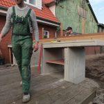 Outdoor Küche Beton Wir Bauen Eine Kche Youtube Pentryküche Einbauküche Kaufen Eckschrank Bodenbelag Gardinen Für Die Industrie Ohne Elektrogeräte Selber Wohnzimmer Outdoor Küche Beton