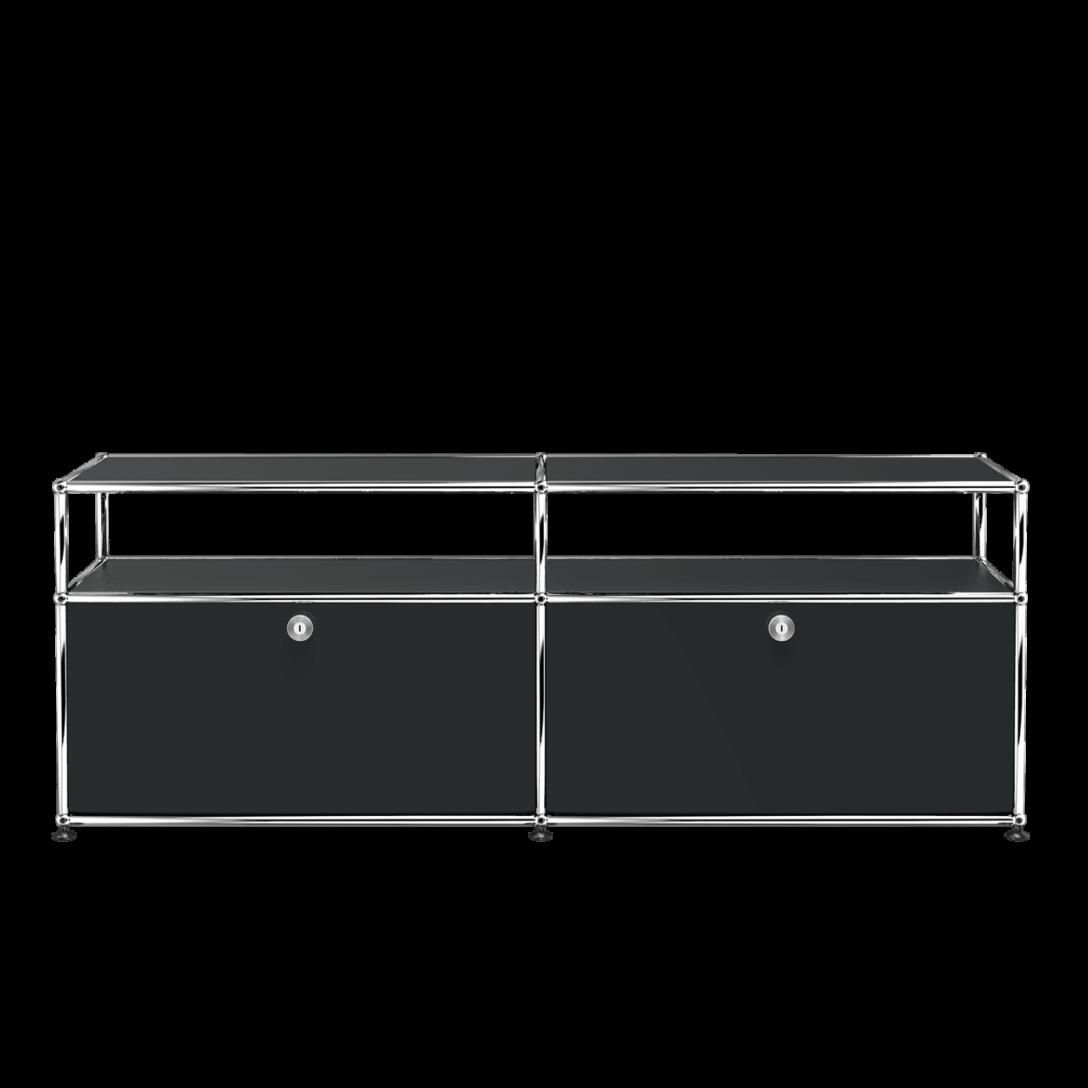Large Size of Usm Haller Regal Sideboard 2x2 Mit Offenem Von Minimum Cd Holz Holzregal Badezimmer Kinderzimmer Bito Regale Schräge 20 Cm Tief Selber Bauen Wand Küche Regal Usm Haller Regal