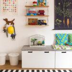 Ideen Fr Stauraum Und Aufbewahrung Im Kinderzimmer Regal Sofa Weiß Regale Kinderzimmer Aufbewahrungsboxen Kinderzimmer