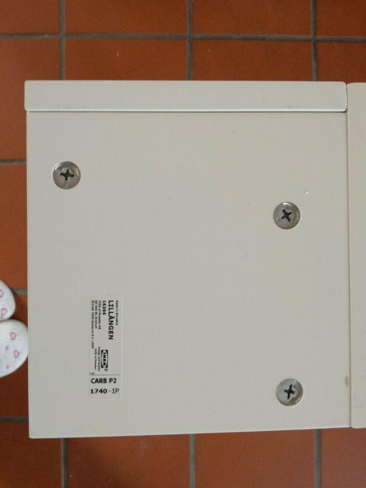 Ikea Komplett Neuer Badezimmerschrank Mit Spiegel In Wei Gnstig Modulküche Bad Hängeschrank Weiß Küche Höhe Wohnzimmer Sofa Schlaffunktion Hochglanz Wohnzimmer Ikea Hängeschrank
