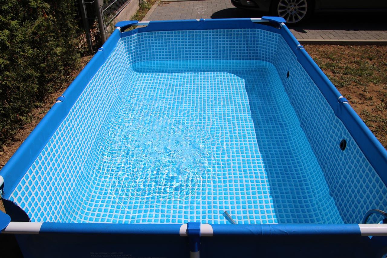 Full Size of Garten Pool Holz Rechteckig Gartenpool 3m Mit Sandfilteranlage Bestway Pumpe Kaufen Sommer Sonne Sonnenschein Noch Schner Wohnzimmer Gartenpool Rechteckig