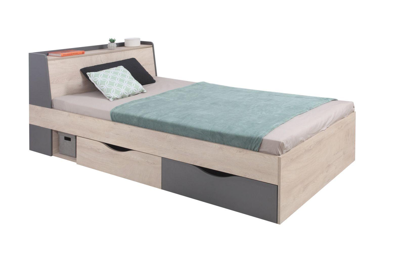Full Size of Kinderbett 120x200 Jugendbett Chiny 15 Betten Bett Weiß Mit Bettkasten Matratze Und Lattenrost Wohnzimmer Kinderbett 120x200
