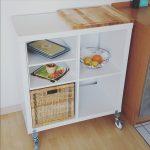 Ikea Küchenwagen Hack Kallaas A Kitchen Food Cart Ikeahack Küche Kaufen Betten 160x200 Sofa Mit Schlaffunktion Bei Modulküche Miniküche Kosten Wohnzimmer Ikea Küchenwagen