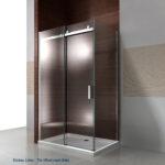Duschkabine Nano Echtglas Ex806 Schiebetr 90 120 195 Cm Nischentür Dusche Glastür Begehbare Ohne Tür Fliesen Für Schlafzimmer Komplett Poco Komplettküche Dusche Dusche Komplett Set