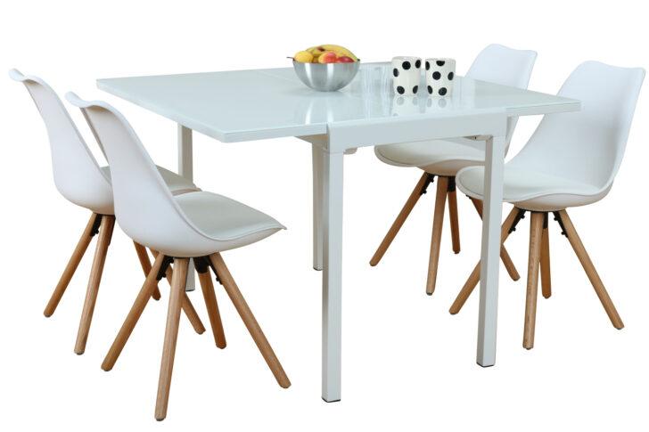 Medium Size of Esstisch Stühle Paket 5tlg Essgruppe Esszimmer Stuhl Sthle Glas Tisch Massiv Ovaler Wildeiche Sheesham Bogenlampe Mit 4 Stühlen Günstig Runder Ausziehbar Esstische Esstisch Stühle