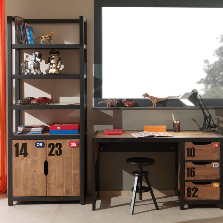 Medium Size of Schreibtisch Regal Mit Selber Bauen Regalaufsatz Ikea Expedit Regalwand String Regalsystem Jugendzimmer Set Massiv Cusco 1 Und Holzregal Küche Fnp Paletten Regal Schreibtisch Regal