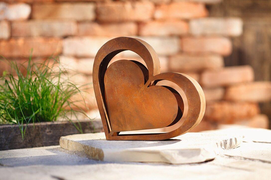 Large Size of Gartendeko Modern Rost Herz Gartenstatue Gartenfigur Rostoptik Moderne Esstische Küche Holz Deckenleuchte Schlafzimmer Modernes Bett Wohnzimmer Design Weiss Wohnzimmer Gartendeko Modern