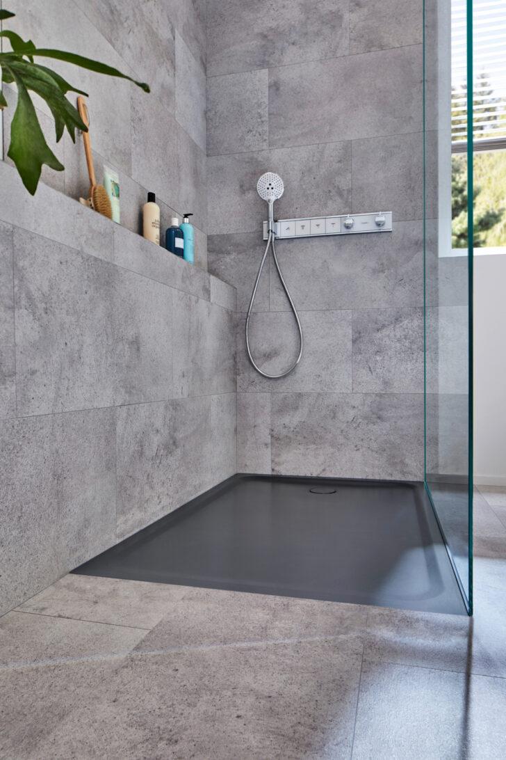Medium Size of Bodenebene Duschen Im Xxl Format Anstelle Einer Badewanne Dusche Unterputz Armatur Mit Tür Und Bodengleiche Ebenerdig Mischbatterie Walkin Ebenerdige Kosten Dusche Bodenebene Dusche