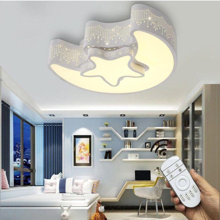 Medium Size of Style Home 24w Kristal Led Kinderzimmer Leuchte Real Wohnzimmer Deckenlampen Regal Sofa Modern Regale Weiß Für Kinderzimmer Deckenlampen Kinderzimmer