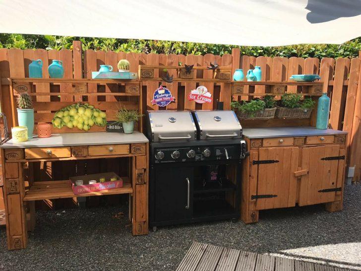 Medium Size of Outdoor Küche Kche Aus Europaletten Ebay Obi Einbauküche Einzelschränke Lüftung L Mit Elektrogeräten Sideboard Hochglanz Salamander Rustikal Wohnzimmer Outdoor Küche