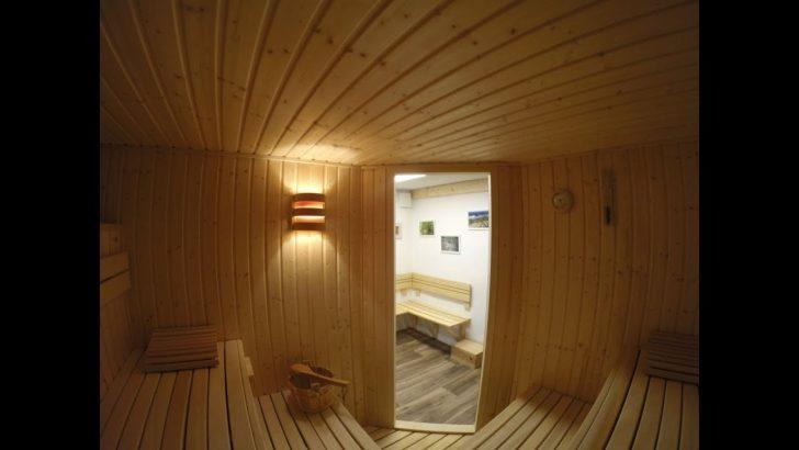 Medium Size of Sauna Selber Bauen Youtube Boxspring Bett 180x200 Fenster Rolladen Nachträglich Einbauen Bodengleiche Dusche 140x200 Kopfteil Machen Im Badezimmer Wohnzimmer Sauna Selber Bauen