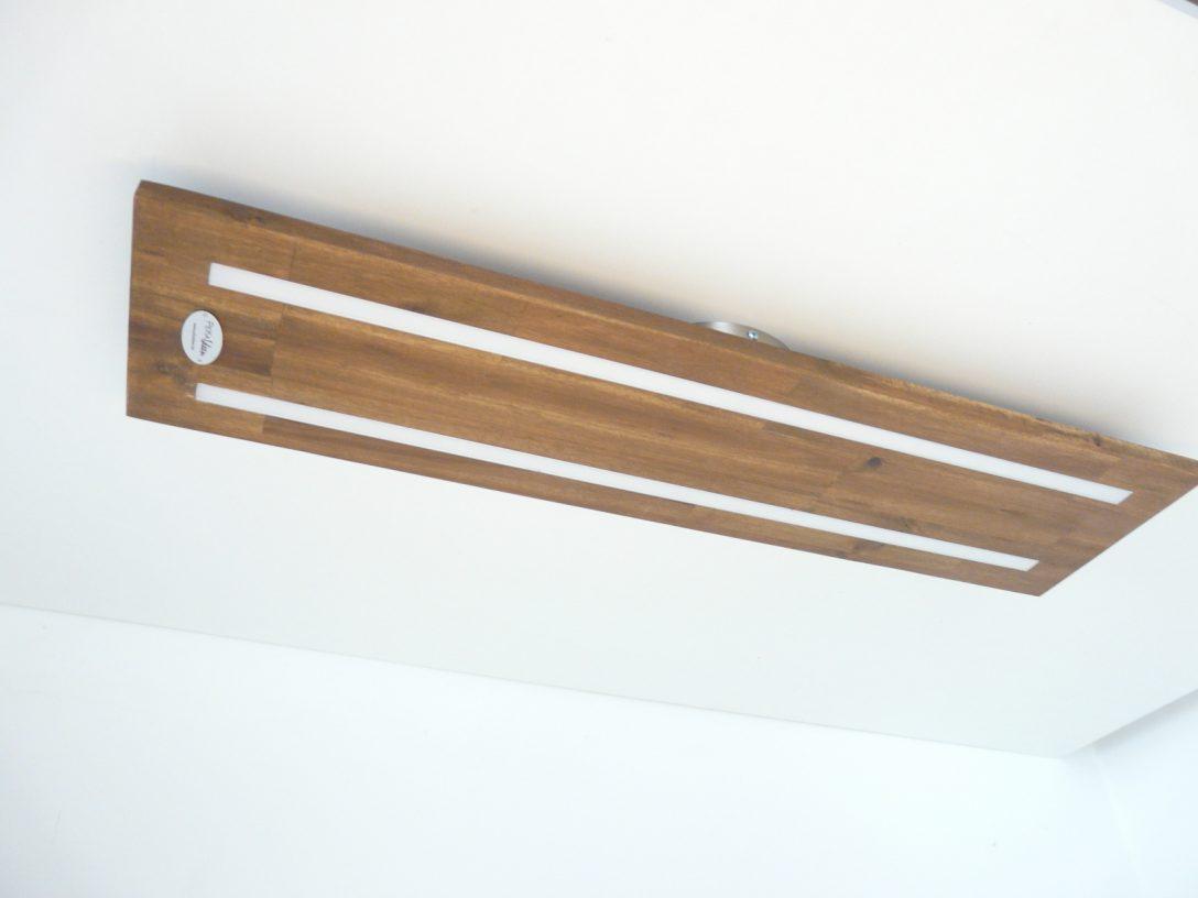 Large Size of Deckenleuchte Holz Deckenlampe Eiche Kaufen Luxina Licht Regal Naturholz Cd Schlafzimmer Modern Wohnzimmer Esstisch Massivholz Massiv Komplett Holzhaus Kind Wohnzimmer Deckenleuchte Holz