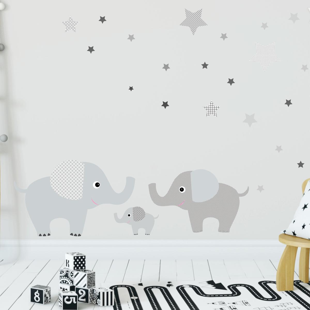 Full Size of Wandsticker Kinderzimmer Junge Stern Sternen Set Grau Mit Mustern Küche Regal Sofa Regale Weiß Kinderzimmer Wandsticker Kinderzimmer Junge