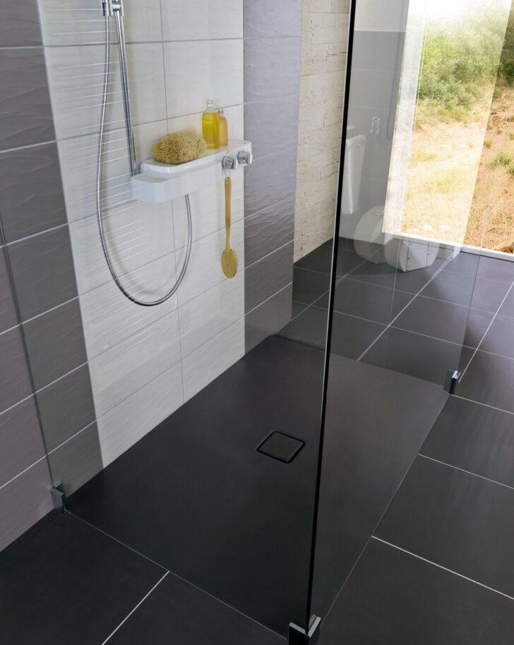 Medium Size of Ebenerdige Dusche Bodengleiche Duschen Bad Und Sanitr Baunetz Wissen Mischbatterie Bodengleich Behindertengerechte Einhebelmischer Rainshower Glastrennwand Dusche Ebenerdige Dusche