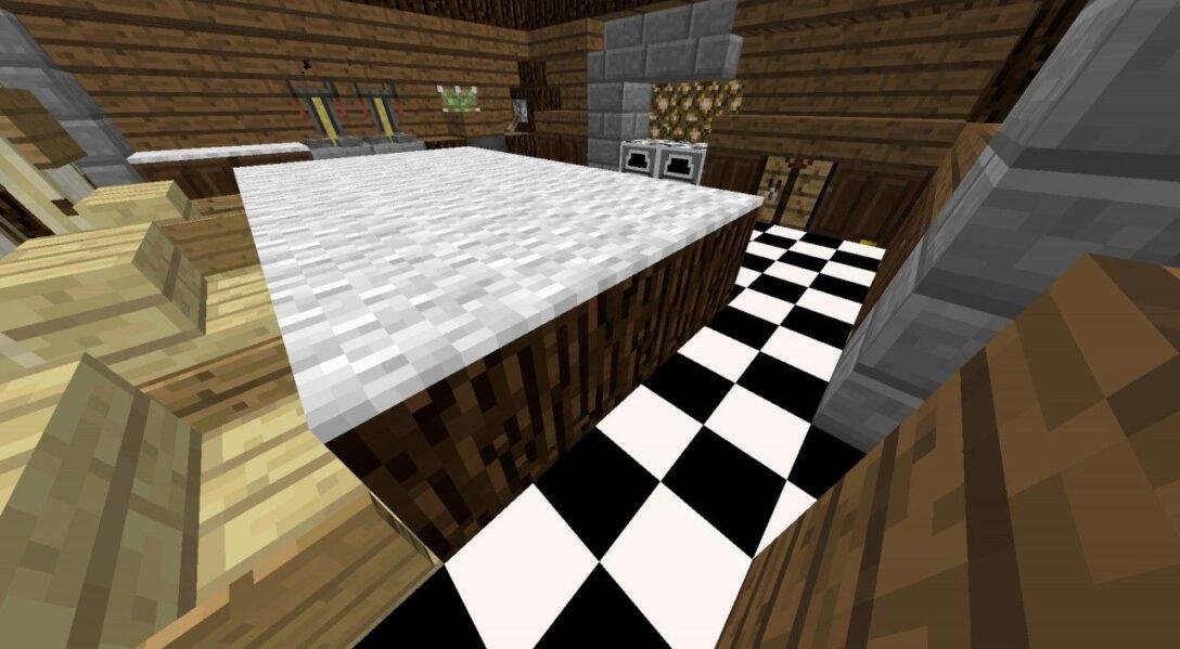 Large Size of Minecraft Kche Designs Trends Fr Sobald Sie In Der Küche Billig Kaufen Tapete Sitzgruppe Sideboard Betonoptik Hochglanz Nolte Wanduhr Griffe Sitzecke Ikea Wohnzimmer Minecraft Küche