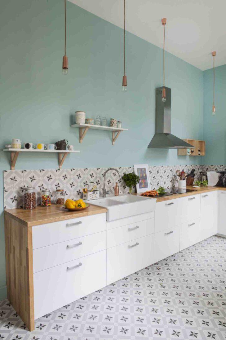 Medium Size of Wandfarbe Fr Kche 55 Farbideen Und Beispiele Farbgestaltung Küche Billig Lampen Kaufen Günstig Eckunterschrank Mit Elektrogeräten Hängeschrank Höhe Wohnzimmer Wandfarbe Küche